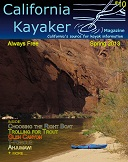 Spring 2013 Issue of California Kayaker Magazine