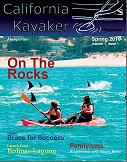 Spring 2010 Issue of California Kayaker Magazine